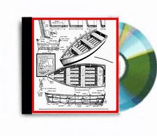 Lavorazione del legno 1000+ piani, remi, aprire CANOE, pagaie barche vela, motore