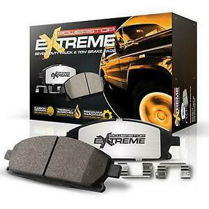 Power Stop Z36 Truck And Tow Brake Pads Z36-1602