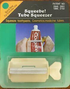 Toothpaste Tube Squeezer Roller Dispenser