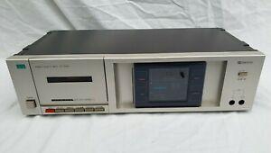 Vintage Sansui Stereo Cassette Deck Model D-55M