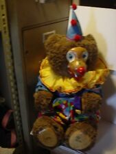 Robert Raikes Signed Grizbo Robert Raikes Collector's Club Bears 1994