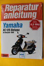 Yamaha XC 125 Beluga ab 1990  Reparaturanleitung Handbuch