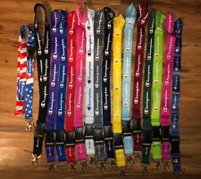 CHAMPION LANYARD /LANYARDS *CHOOSE COLOR* **US SELLER/FAST  SHIPPING**