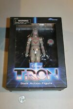 "2019 Tron Sark Action Figure 7"" disney movie Diamond Select Toys Exclusive Nice"