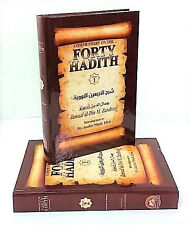 Commentary on the Forty Hadith of Al-Nawawi - ( 2 Volume Set - Hardback)