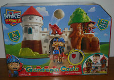 New Fisher Price Mike The Knight GLENDRAGON CASTLE PLAYSET + Sounds & Phrases