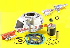 CYLINDER APRILIA RS 125 ENGINE 122 + PISTON + CANDLE RACING + KIT VALVE