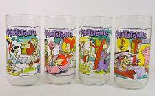 Flintstone's Glasses Hardee's Vintage 1991 Cartoon Hanna Barbera