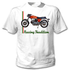 DUCATI 750 GT 1971 INSPIRED  - NEW AMAZING GRAPHIC TSHIRT S-M-L-XL-XXL
