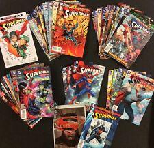 SUPERMAN #1 - 52 Comic Books FULL SET DC New 52 #0 Annual #23.1-23.4 Futures End