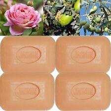 Le Serail : Lot de 4 savons de toilette 100g parfumés Fleurs de Jasmin.