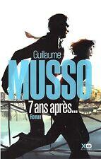 GUILLAUME MUSSO 7 ANS APRES + PARIS POSTER GUIDE