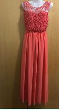 Semi Formal Chiffon Maxi Dress