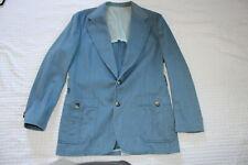 Vintage Lee Sports Coat, Blue, 42R