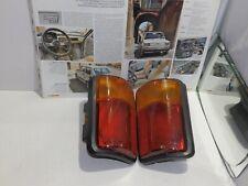 FIAT 126 BIS -  FANALI POSTERIORI DX E SX ORIGINALI P / V