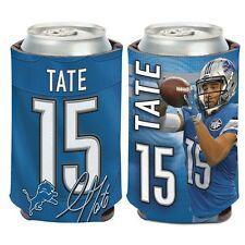 Detroit Lions Wincraft #15 Golden Tate 12oz Can Coolie Free Ship