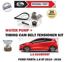 Pour Ford Fiesta 1.6 Ecoboost 182BHP 2013   > Kit Courroie Distribution + Pompe
