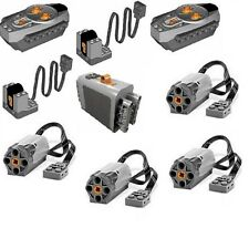 LEGO Power Functions 9398/42030 MOTORE + Ricevitore Receiver 9v Power Functions