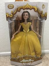 """Disney Belle Limited Edition 17"""" Doll Live Action Beauty And The Beast /5500"""