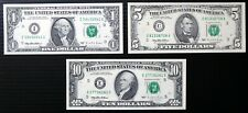 USA $1, $5 & $10 - 1995 Series Uncirculated Condition DC515