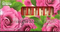 15 PCS 100% Genuine Bulgarian Pure ROSE OIL (OTTO) Perfume 10 X 2.1ml Certified