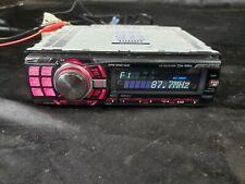Alpine CDA-9884 In-Dash CD Car Stereo Reciever Old School Fully Tested
