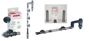 Eheim Installation Set 1 & 2 External Filter Pipework 12/16mm 16/22mm Diffuser S