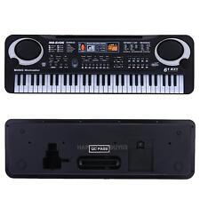 61 clés de musique numérique électronique clavier key board musical piano électrique orgue