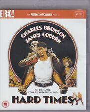 Hard Times (Blu-ray + DVD 2 Disc Set) Starring Charles Bronson
