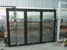 Aluminum Bifold Doors - 1 Set: 3/3/0 (Right or Left Side Sliding)