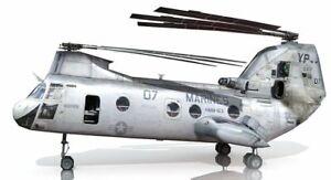 Trumpeter CH-46 Sea Knight 1/700 scale