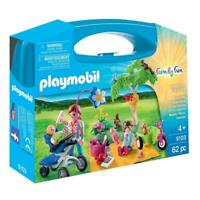 Playmobil Family Fun Family Picnic Carry Case Building Set 9103 NEW Toys