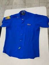New listing Vintage Bowling Shirt, By King Louie, Men's M, Blue, Pre-Owned