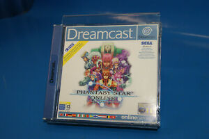 "Dreamcast. Juego ""Phantasy Star"" On line. +13. SEGA."