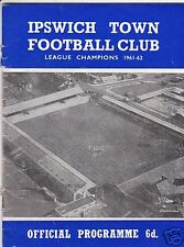 IPSWICH TOWN  V WOLVERHAMPTON WANDERERS 2ND DIVISION  7/5/66