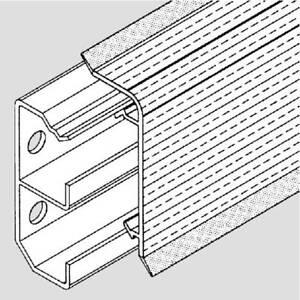 Sockelleistenkanal GGK SL50 x 20 mm buchedecor und Zubehör