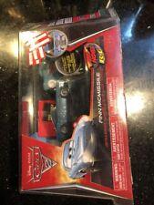 Disney Pixar Cars 2 FINN MCMISSILE Air Hogs RC New Damage cracked packaging