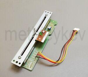 TECHNICS / DJSPARES PITCH FADER inc PCB SFDP122-24A1 SL1200 SL1210 MK2 NEW UK
