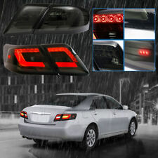 For Toyota Camry 2006 2011 Led Tail Light Lamp Light Assembly Taillight Smoked