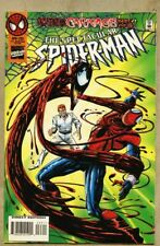 Spectacular Spider-Man #233-1996 nm 9.4 Maximum Carnage Venom Black Cat
