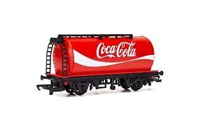 Hornby R6933 Tank Wagon, Coca-Cola® - OO Gauge