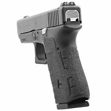 Talon Grips for Gen 4 Glock 19 23 25 32 38 No Backstrap Black Granulate 110G