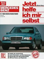 Mercedes-Benz C-Klasse W 202 Reparatur-Handbuch Reparaturanleitung Reparaturbuch