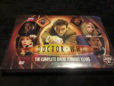 Doctor Who: The David Tennant Years (DVD, 2011, 26-Disc Set)