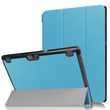 Smart Cover para Lenovo TAB10 tb-x103f TAB 10 Stand Case Flip Funda Protectora