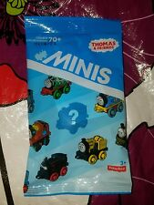 Thomas and Friends Minis Blind Bags CLASSIC SALTY # 24 SEALED Fisher Price 2015