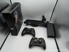 New listing  Xbox 360s W/ Kinect & Two Controllers