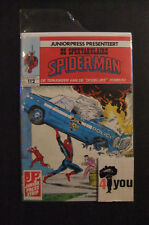 5.5 FN- FINE- AMAZING SPIDER-MAN # 306 DUTCH EURO VARIANT OWP 1989