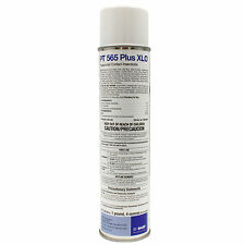 565 Plus XLO Insecticide (12 Cans) Pyrethrin Spray .50% Bed Bugs Roaches Ants