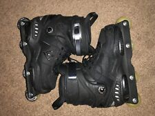 New listing Downtown TRS Rollerblade Aggressive Inline Skates Fruit Booter Mens Sz 7 Black